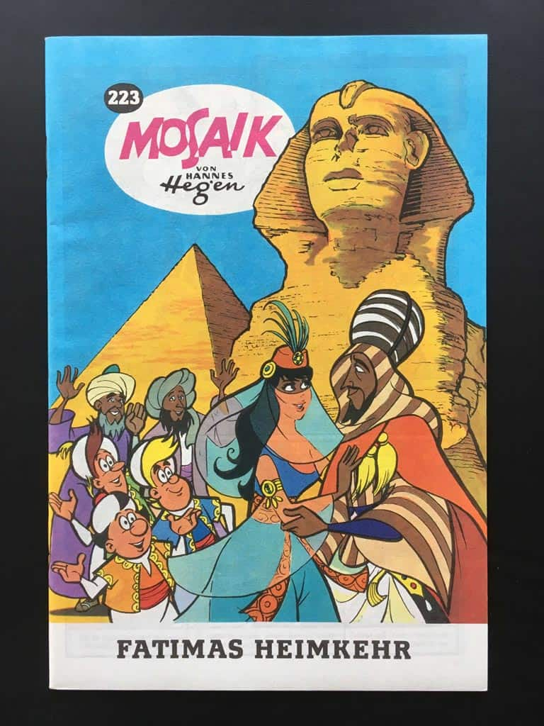 Mosaik Export Nr. 223